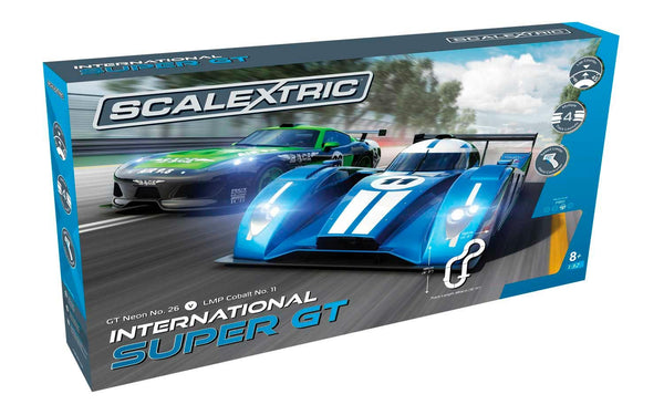 Scalextric C1369 - International Super GT Race Set