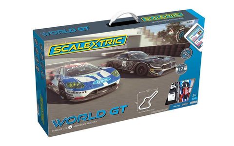 Scalextric C1403 - ARC Air Wold GT race Set