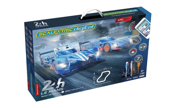 Scalextric C1404M - ARC Pro 24hr LeMans