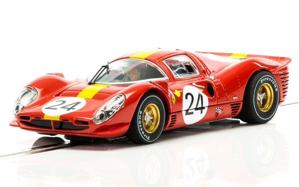 Scalextric C3892A - Legends 1967 LeMans Triple Pack (Ltd. Ed.)