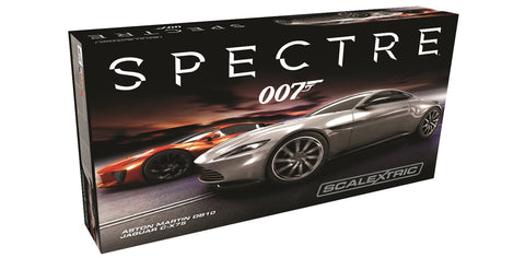 Scalextric C1336 - James Bond - Spectre Analogue Race Set