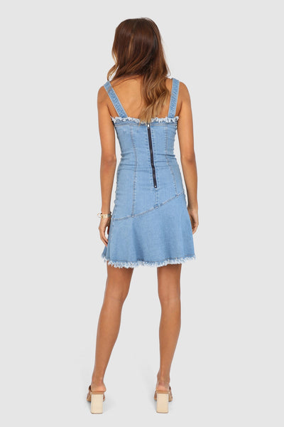 Orcus Denim Dress