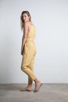 Orion Jumpsuit / Cornsilk