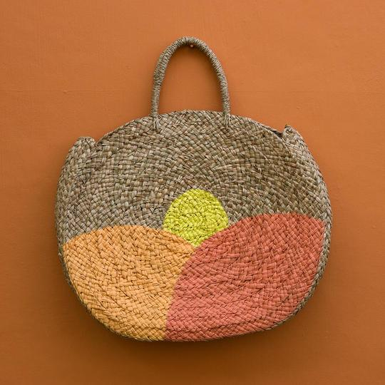 Alba Oval Bag / Mountain Medium