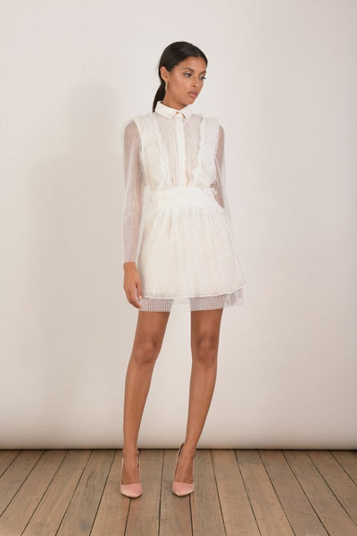 Elliatt Jasper Dress / White