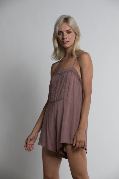 Lilya Rio Playsuit / Orchid