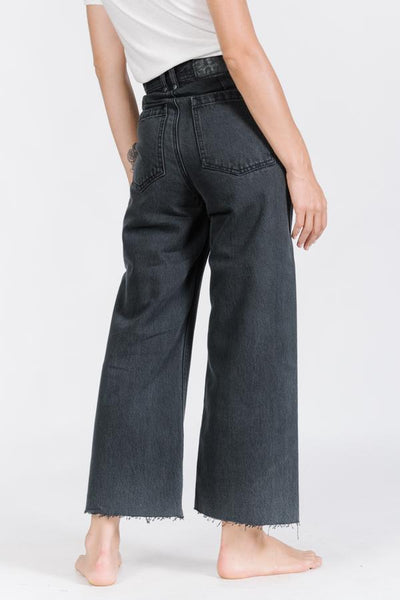 Raw Belle Pant / Faded Black
