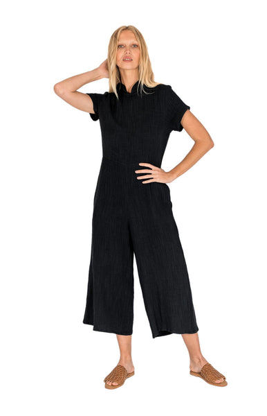 Harper Jumpsuit / Black
