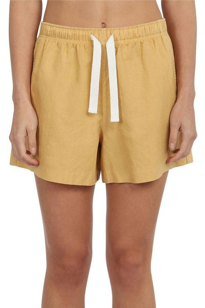 Nude Classic Short / Washed Mustard