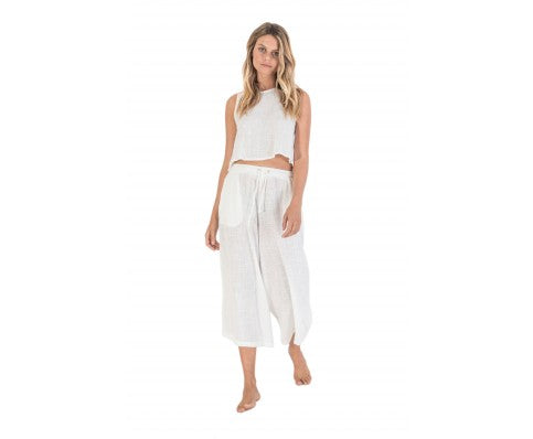 Tour Beach Pant / White