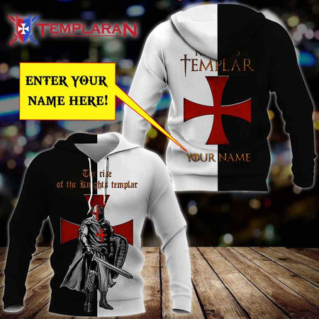 Customize - The rise of the Knight Templar 3D Full Printing