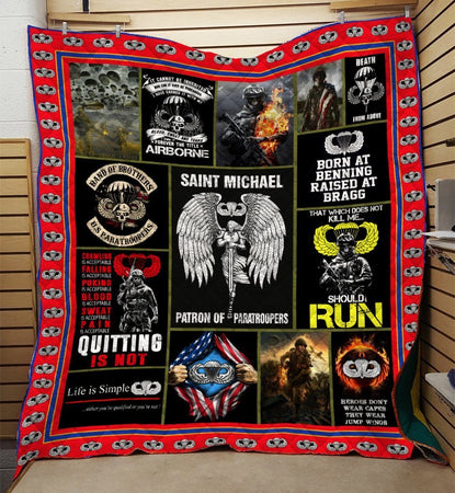 Limited Edition Blanket 3D Printing hqc-qct00067
