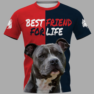 AMSTAFF Best Friend 3D Full Printing