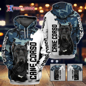 CANE CORSO Limited edition 3D Full Printing