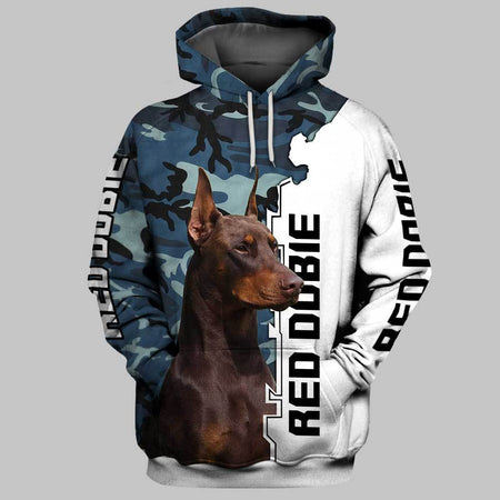 RED DOBIE 3D Full Printing