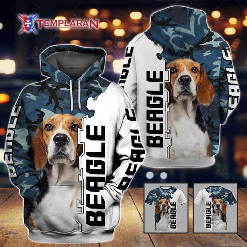 BEAGLE Limited edition 3D Full Printing
