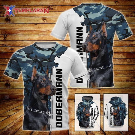 DOBERMAN 3D Full Printing