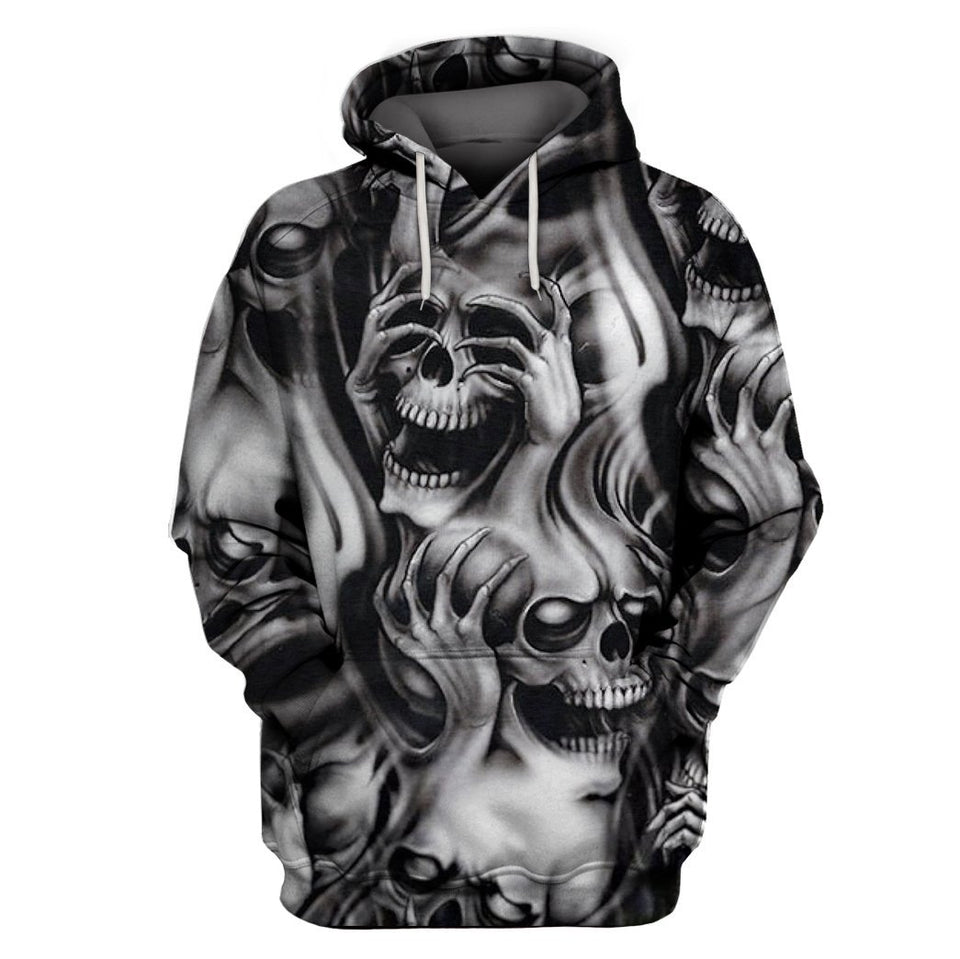 3D Full Printing Hoodie Limited edition