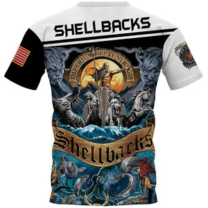 Shellbacks 3D Full Printing