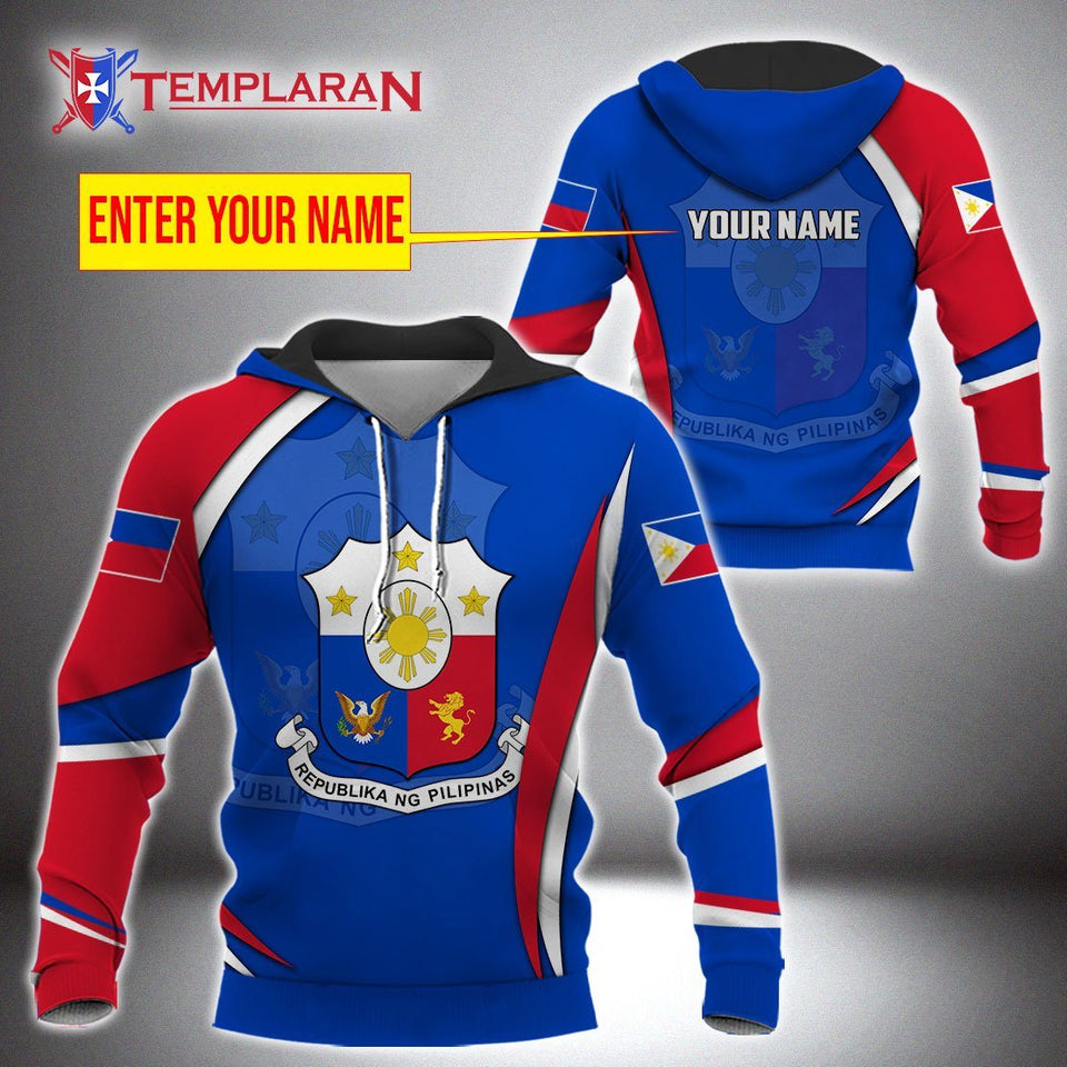 PERSONALIZED NAME PHILIPPINES 3D Full Printing