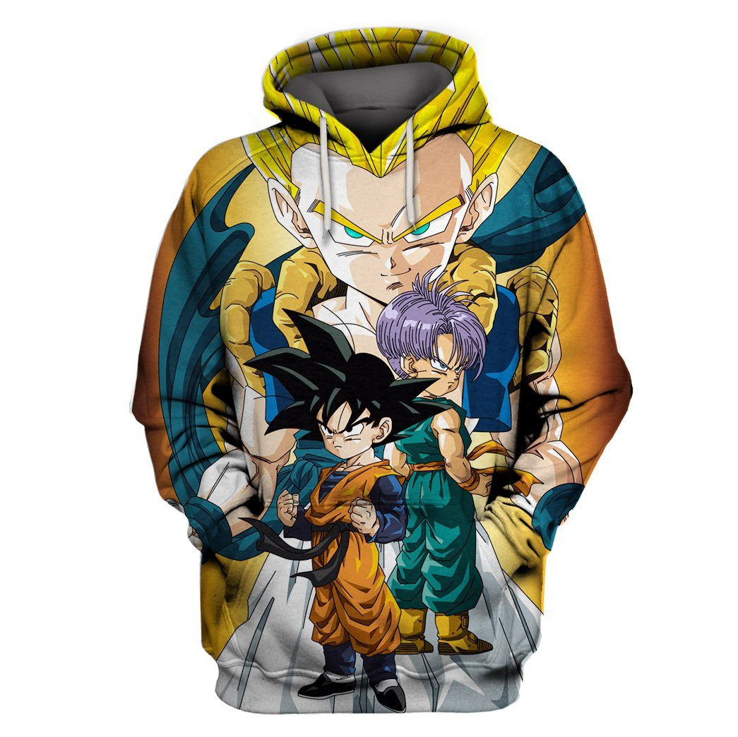 Limited Edition 3D Full Printing Hoodie Shirt