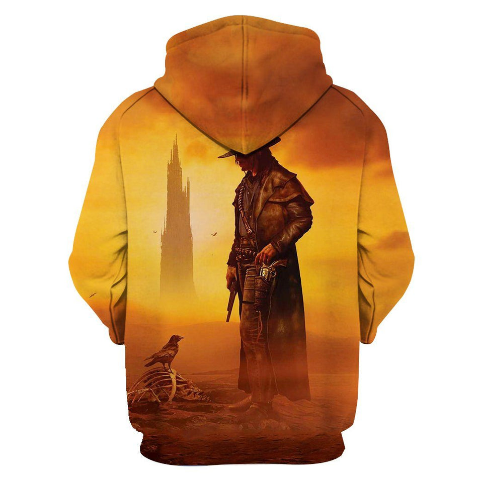 Limited Edition 3D Hoodie Full Printing