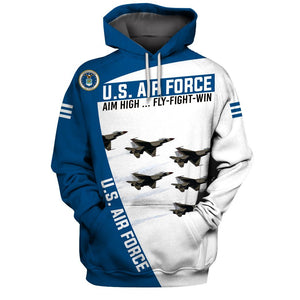 U.S Air Force 3D Full Printing