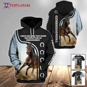 THOROUGHBRED 3D Full Printing