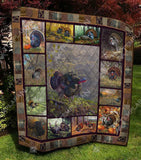 Turkey Bird Hunting Blanket 3D FULL Printing TXH-QHN0019