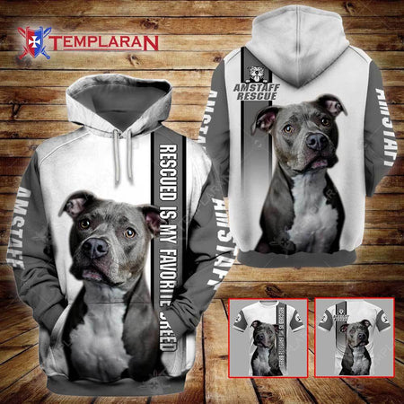 AMSTAFF Limited edition 3D Full Printing