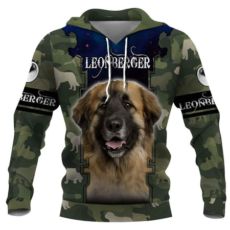 LEONBERGER CAMO 3D Full Printing