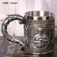 Knight Templar Beer Tankard Limited Edition