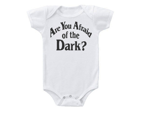 Are You Afraid of the Dark? Onesie