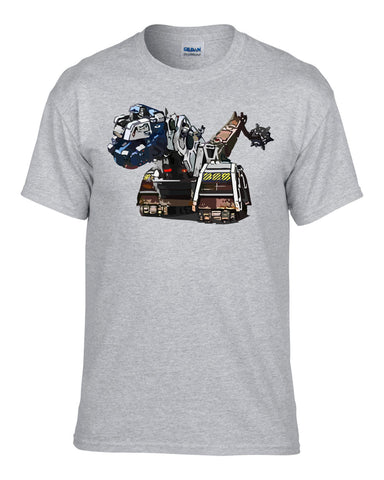 DinoTrux D-Structs Sketch T-Shirt