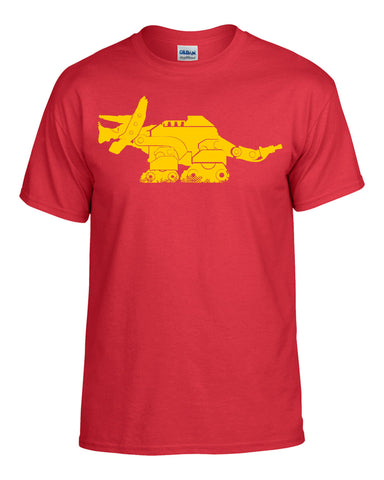 DinoTrux Dozer T-Shirt -  T-Shirts - Heir of Grace