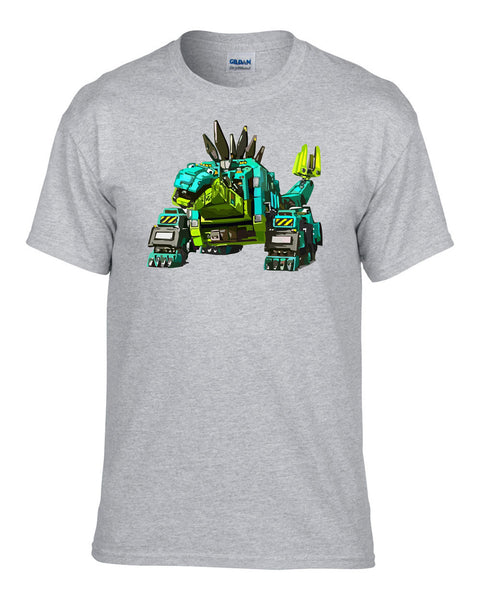 DinoTrux Garby Sketch T-Shirt -  T-Shirts - Heir of Grace