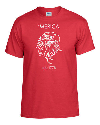 'Merica est. 1776 T-Shirt -  T-Shirts - Heir of Grace
