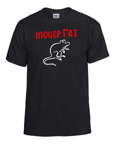 Parks and Recreation: Mouse Rat Band T-Shirt -  T-Shirts - Heir of Grace