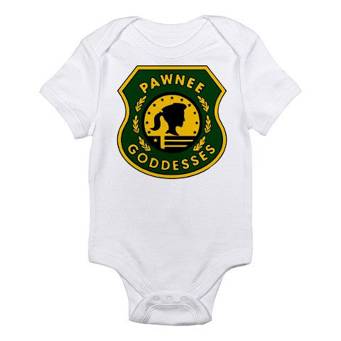 Parks and Recreation: Pawnee Goddesses Onesie