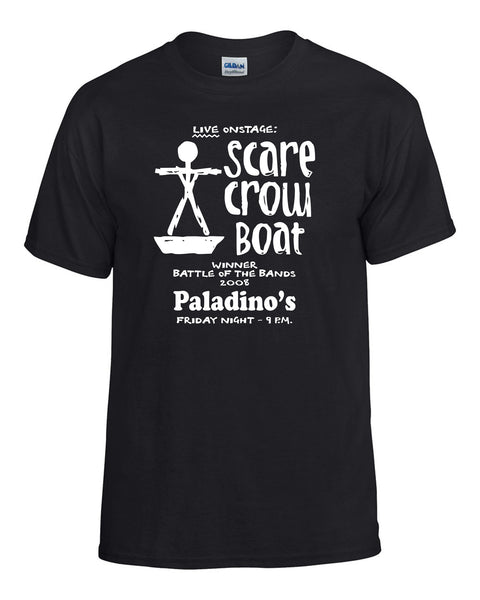 Parks and Recreation: Scarecrow Boat Concert T-Shirt