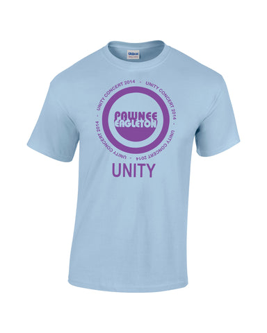 Parks and Recreation: Official Pawnee Unity Concert T-Shirt