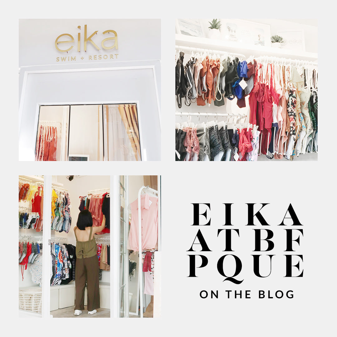 Get your Bikini Fix at EIKA BF Parañaque