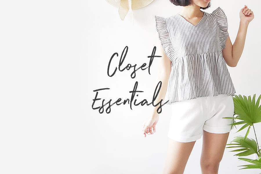 Closet Essentials with EIKA