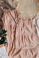 Belle Mother & Daughter Matching Dress Set