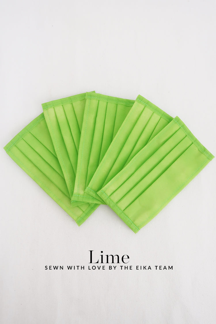 Washable Non-woven Face Mask (Multipack)