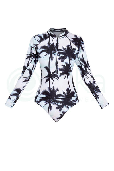 P198 Liliana | Palm Beach Long Sleeve Rashguard (1085627138084)