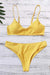 P243 Madilyn | Textured Scoop Bikini Set (3 colors)