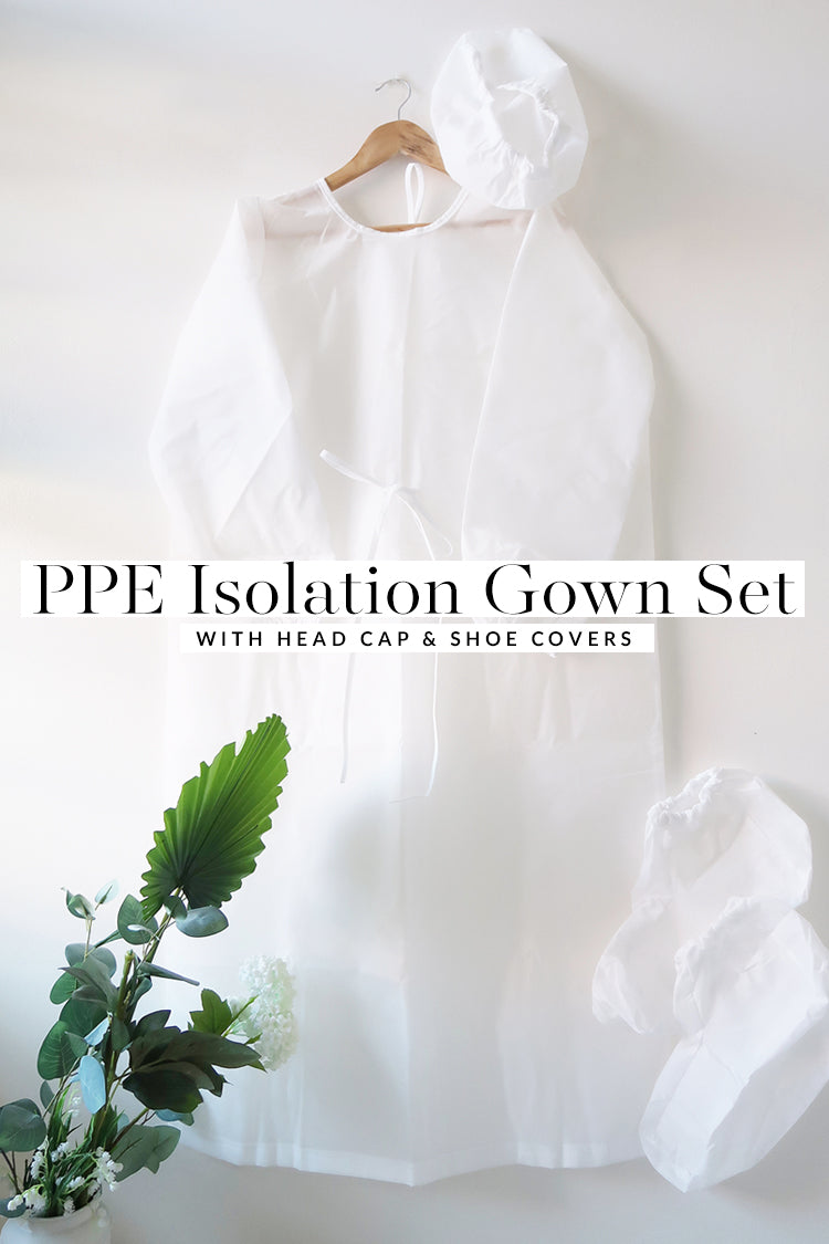 Isolation Gown Set