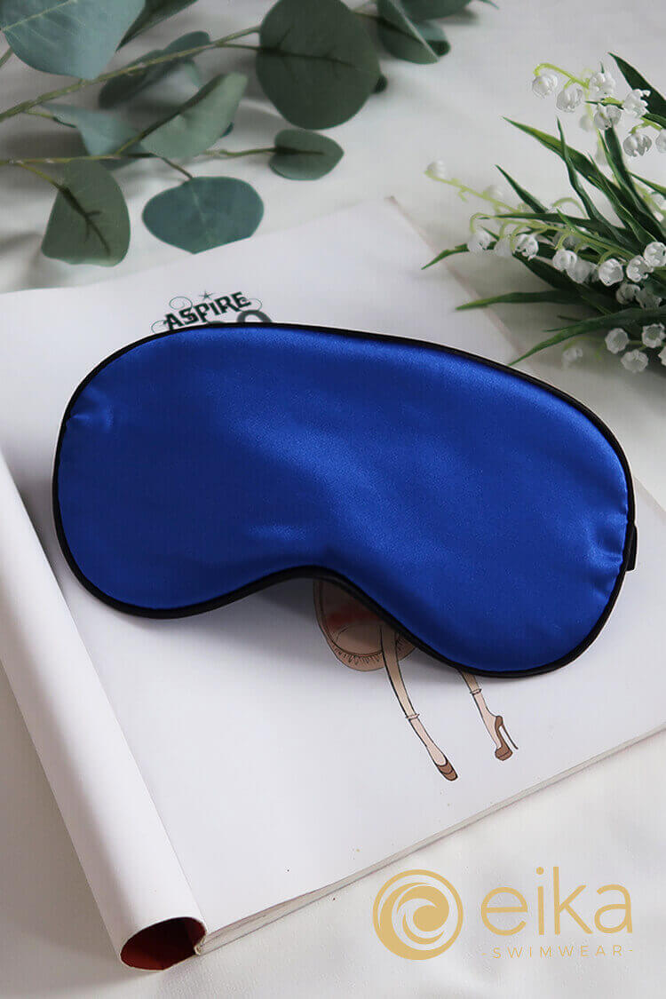 Luxury Silk Sleep Eye Mask