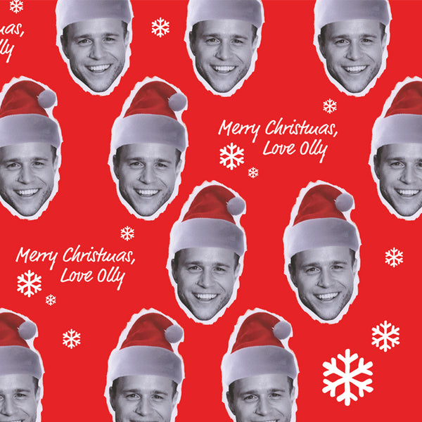 OLLY MURS GIFT WRAP